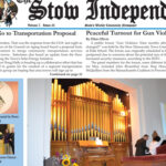In This Week's Print Edition… September 25, 2013
