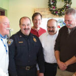 First Responders Honored at Minute Man
