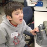 Stow Student in Braille Challenge