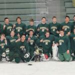 Varsity Post Season Begins  JV Hockey takes Division Title