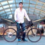 Stow Entrepreneur Electrifies Bike World