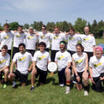 High Spirits for Ultimate Frisbee Team