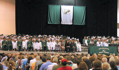 Nashoba Regional High School's Class of 2014 received their diplomas on Sunday, June 8 at the DCU Center in Worcester.  Many more photos in this week's print edition of The Stow Independent and The Bolton Independent. Susan Shaye; www.susanshaye.com