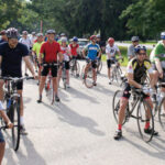 Annual Bike for the Woods to Raise Money for Stow Conservation Trust… July 29, 2015