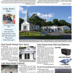 In This Week's Print Edition… August 26, 2014