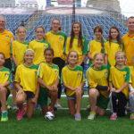 Nashoba FC Girls U12 on a Roll