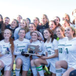 Girls Soccer Ends Season as Champs