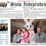 In This Week's Print Edition… April 8, 2015