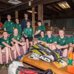 Tennis Team Looks to Build Success…April 15, 2015