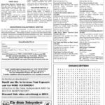 Classifieds, Stow TV Guide and Word Search Puzzle… July 29, 2015