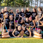 Chieftains Field Hockey Stays on Track with Summer Program…July 29, 2015