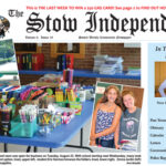 In this week's Print Edition… August 26, 2015