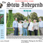 In this week's Print Edition… September 9, 2015