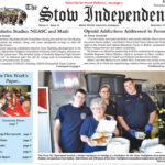 In this week's Print Edition…Sept. 30, 2015