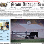 In this week's Print Edition…November 11, 2015