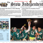 In this week's Print Edition…Nov. 18, 2015