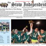 In this week's Print Edition…Nov. 18, 2015