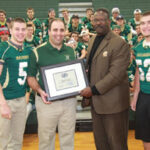 Tucker Named Coach of the Week by Pats…Dec. 2, 2015