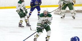 Nashoba Hockey Skating into Postseason… Feb. 10 2016