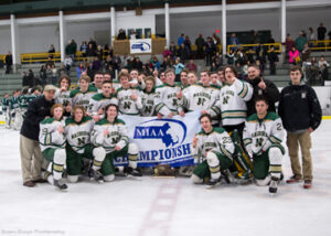 After winning the D3A Central Mass. Championship on Monday night, Nashoba will move on to Thursday's Division 3A state final, facing Amherst-Pellham at 7:45 p.m. at the MassMutual Center in Springfield.                                                                        SusanShaye.com