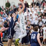 Boys Basketball Falls in Semi-Finals…March 9, 2016