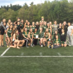 Girls Track Takes League Championship…May 25, 2016
