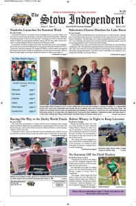 In this week's Print Edition…August 3, 2016