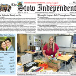 In this week's Print Edition…August 24, 2016