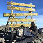 Stow Man Conquers Kilimanjaro…Aug. 3, 2016