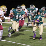 Chieftains Win Division Semifinals…Nov. 9, 2016
