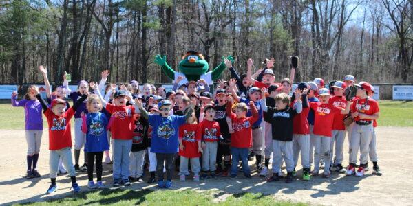 Bolton Youth Baseball & Softball Opening Day…. April 21, 2018