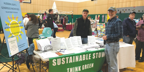 Sustainable Stow invites new members… Aug. 22, 2018